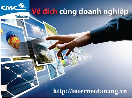 Khuyến mãi cáp quang cmc tháng 7/2016 tại Đà Nẵng giá chỉ 8000đ/ngày Da1