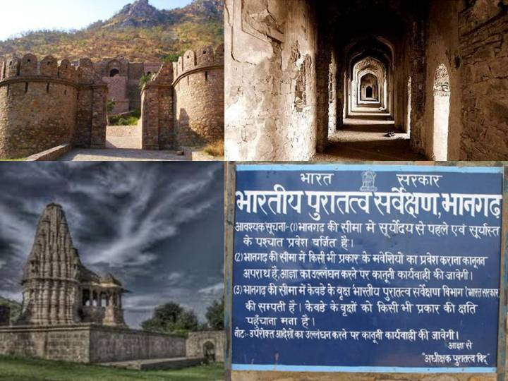 The Shocking and Bizarre 13.-bhangarh-fort-720x540