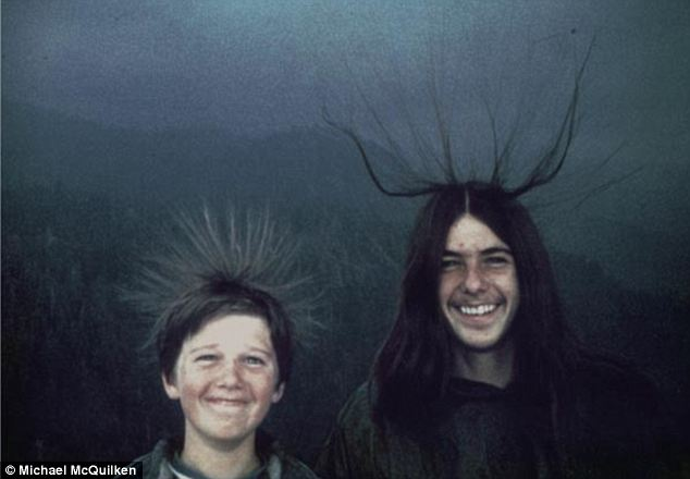 The Shocking and Bizarre 1.-Moments-Before-Lightning-Struck