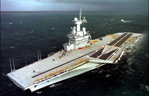 حصرى للمنتدى/قراءة في الخلفية التاريخية لتطور القوة البحرية+(صور) Charles-de-gaulle1