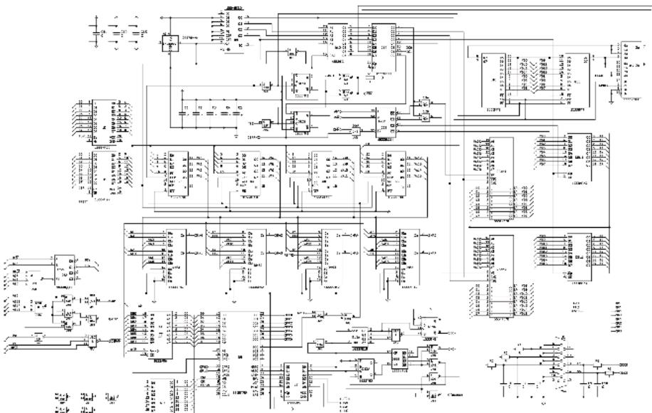 """ПЭВМ """"Ириша"""". Модуль контроллера графического дисплея (МКГД). - Страница 3 MKGD.1606691388"""