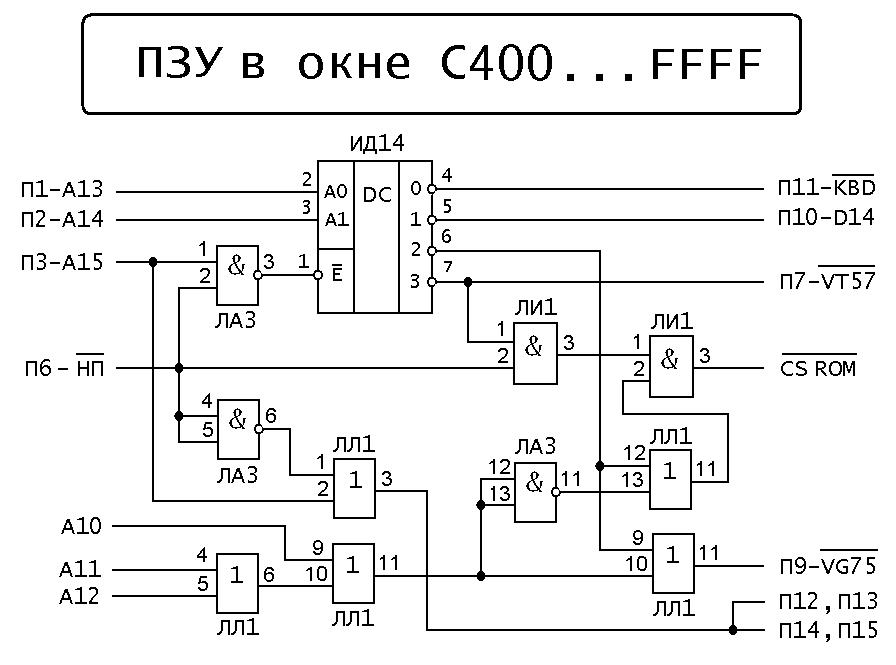 Радио-86РК: Разное - Страница 3 ROM_C400.1592436058