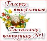 """Галерея выпускников """"Композиция пасхальная №1"""" Anons.1556343827"""
