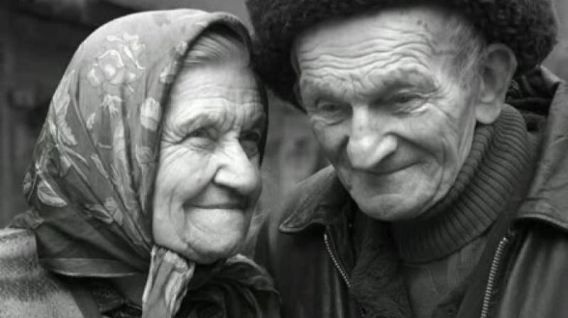 """Фотоконкурс """"Тепло родительской любви"""". Stariki.1499106494"""