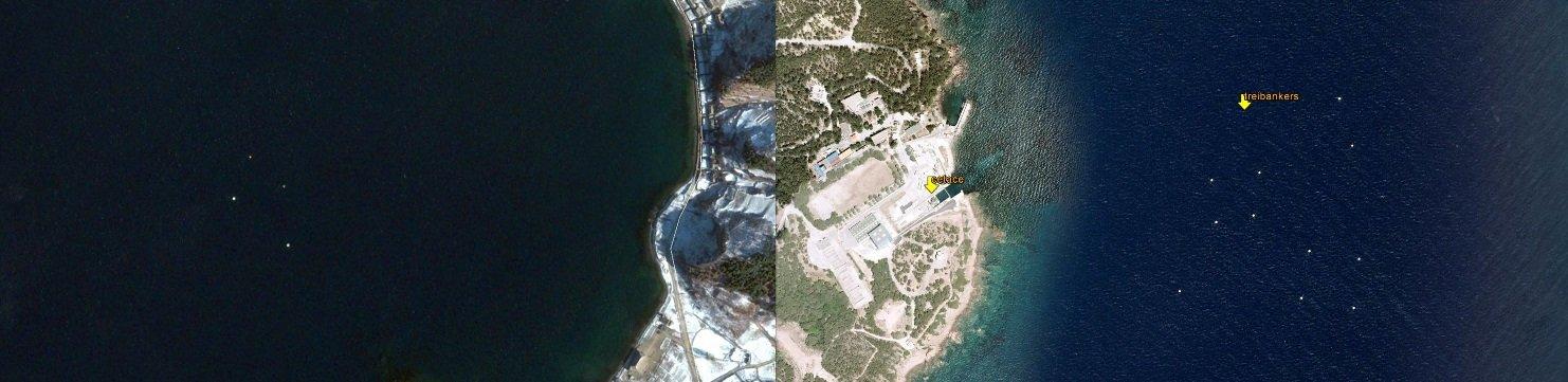 Corée du Nord : sous-marin lance-missile balistique Triebankers2.1445053854
