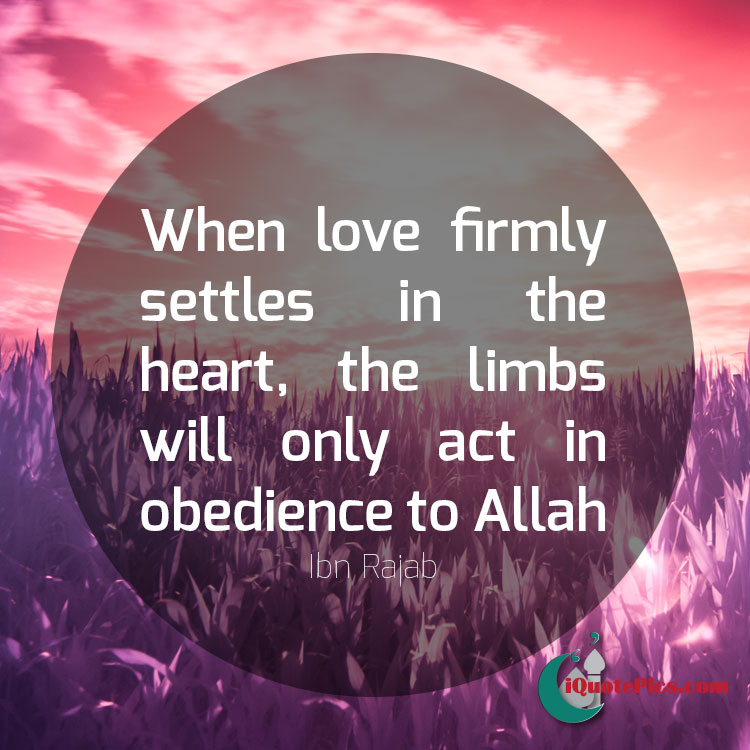 Love of Allah Love-firmly-settles-heart-iquotepics-com