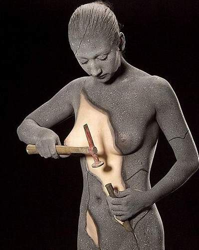 Body painting... - Page 2 Pierre
