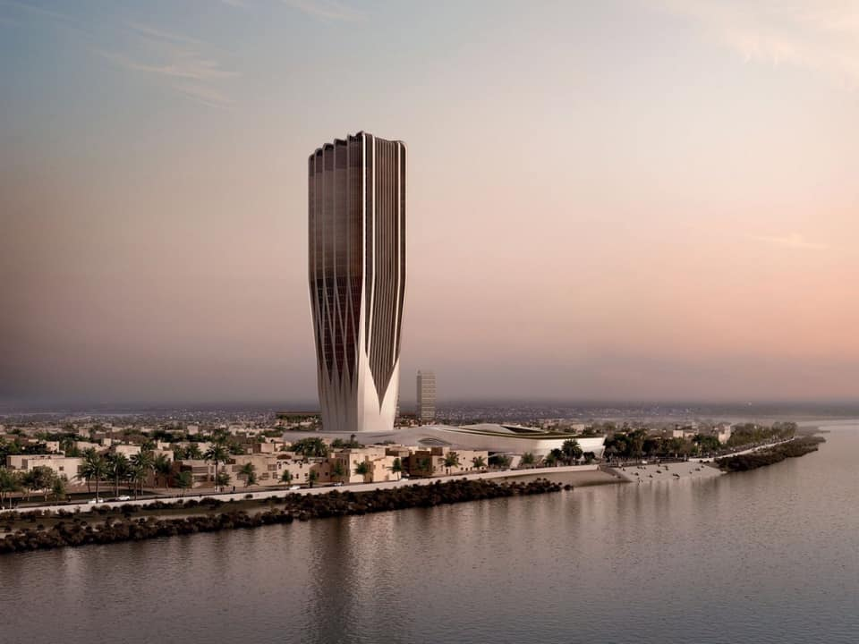 Report of the project management of the new building of the Central Bank of Iraq on the project and its progress CBI-new