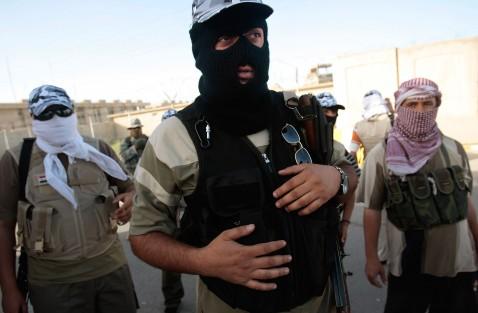 Afghan Black Police Vest 75373524