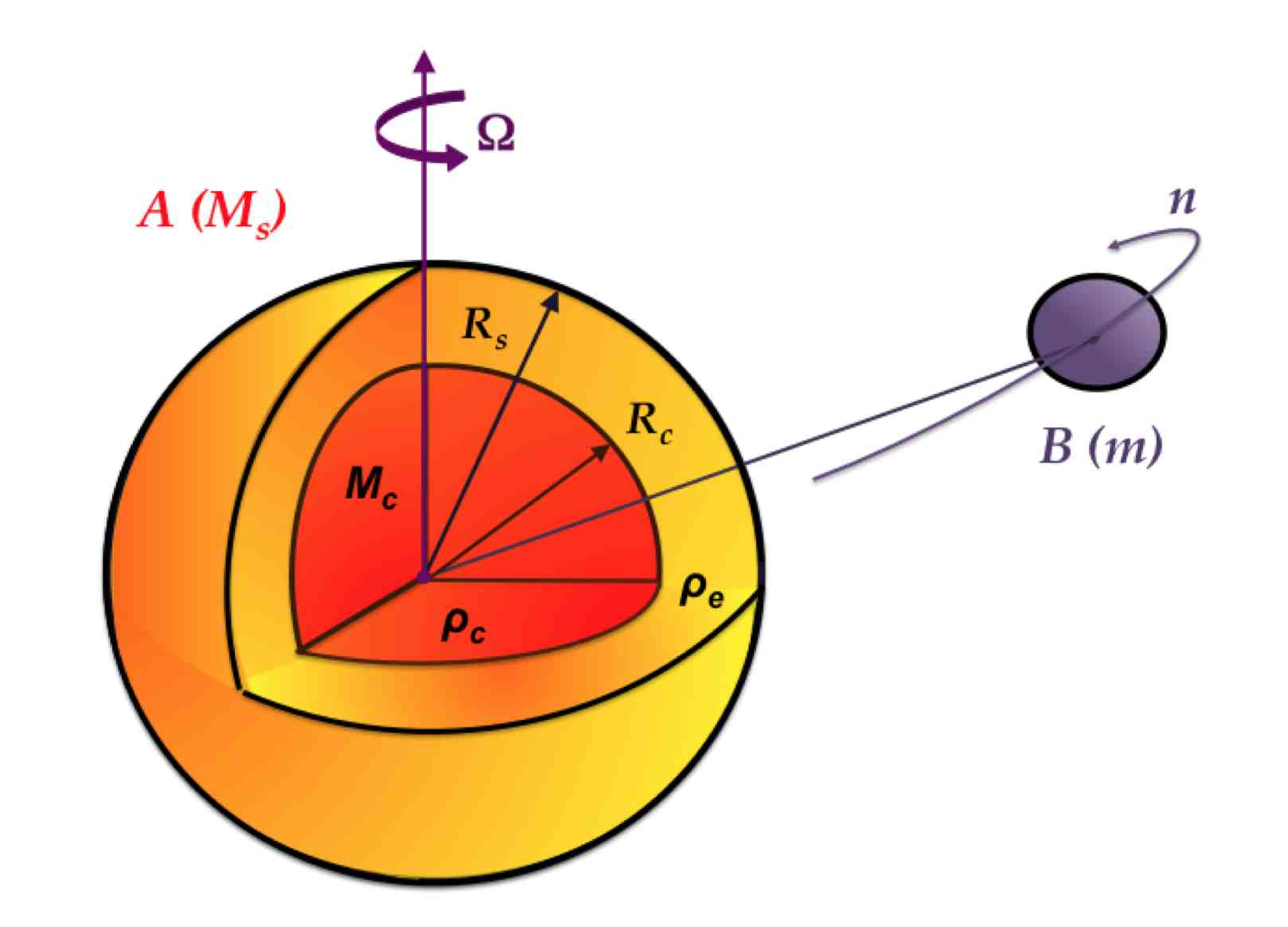 Les marées, élément clé de la relation entre étoiles et planètes 3631_1
