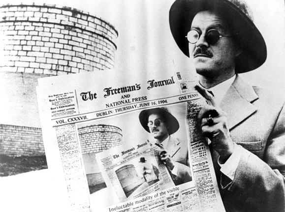 Dzejms Dzojs  - Page 2 James-Joyce