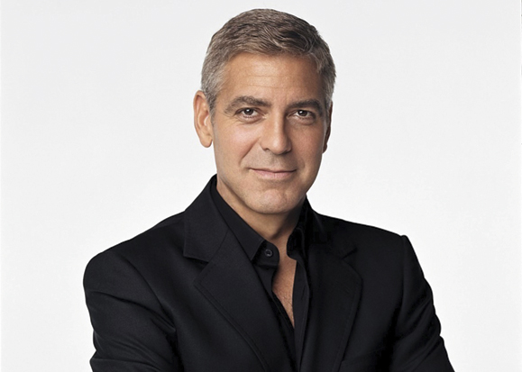 Here's Proof That Clooney Only Gets Better With Age - Page 2 George-Clooney