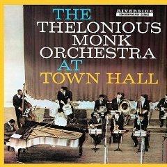 [Jazz] Dix-huit albums pour l'île déserte Monk-town-hall-cd