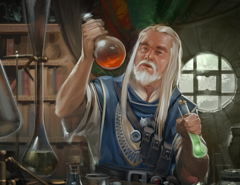 Le Phénix Enchaîné #13 Paizo-Alchemy