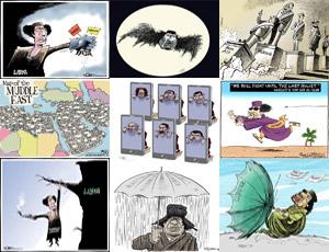 ثورة - ثورة المختار.. بريشة الكاريكاتير 1_2011226_17636