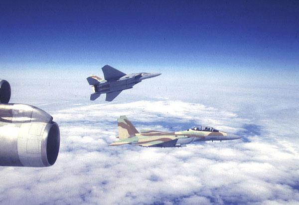نبذه مختصره عن F-15 I Ra'am الصهيونيه  F-15i_11
