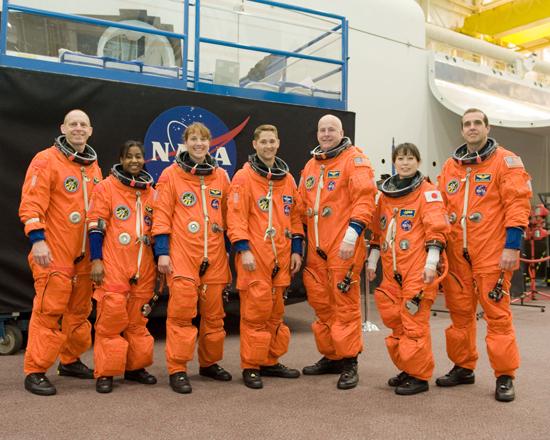 une Japonaise s'envolera vers l'ISS en 2010 Jsc2010e017729_l