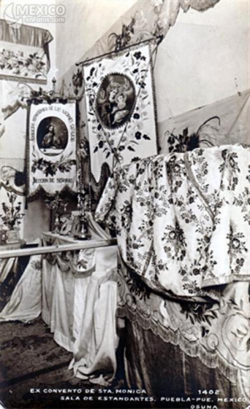 Imagenes de Puebla de los Angeles, México. Puebconvstamonica