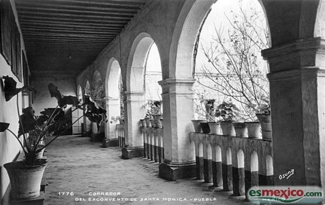 Imagenes de Puebla de los Angeles, México. Puebconvstamonica1