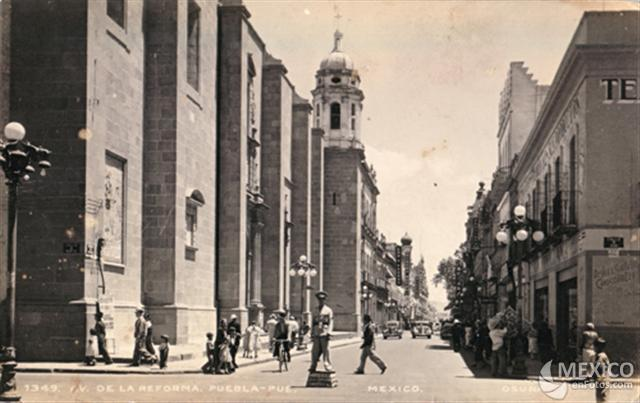Imagenes de Puebla de los Angeles, México. Puebl4