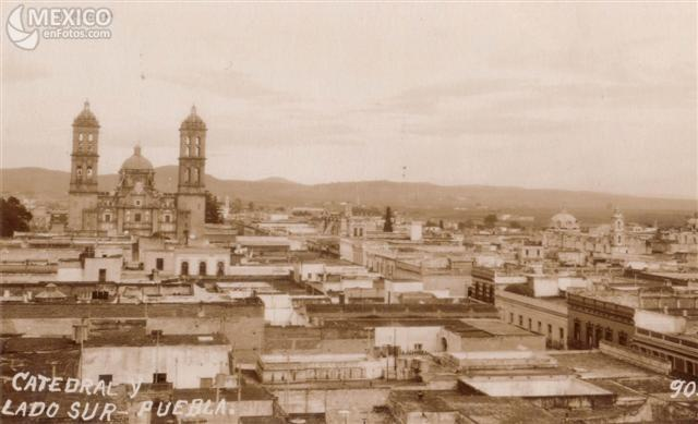 Imagenes de Puebla de los Angeles, México. Puebl18