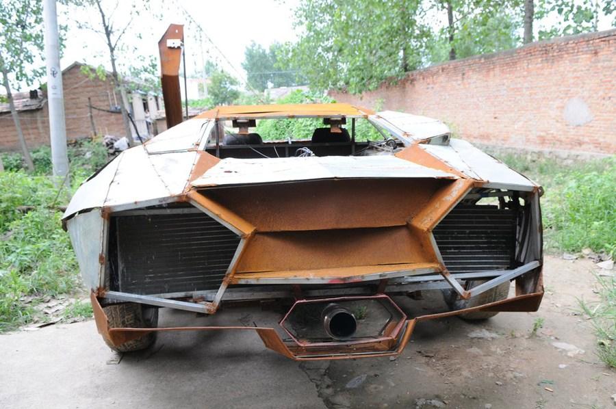 Lamborhigni reventon made in china a partir de un Vw Santana Lamborghini-Reventon-replica-china-07
