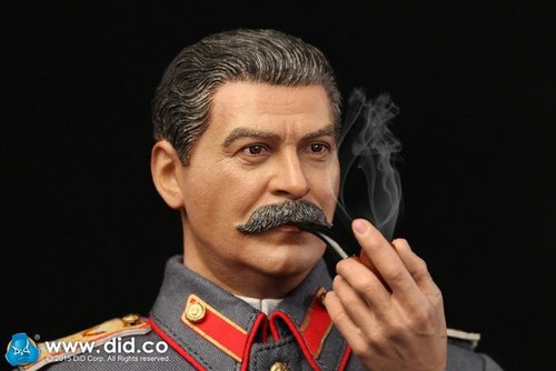Une poupée Nazie. 1-6-scale-Military-Figure-doll-WWII-Soviet-leader-Stalin-12-action-figures-doll-Collectible-figure_m