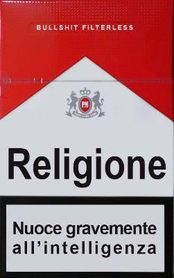 SLOGAN contro la religione - Pagina 9 Religione