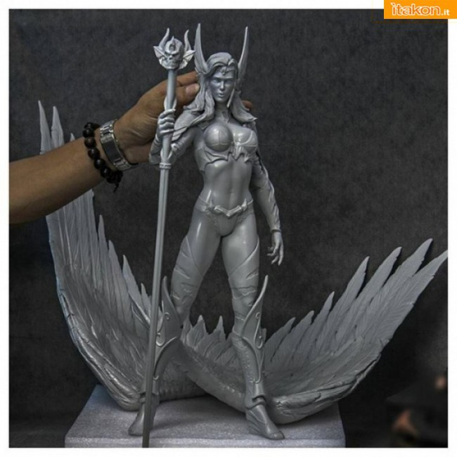 [ARH Studios] Angel of Darkness 1/4 Statue Dynamite-Action-Bryger-di-Evolution-Toy-11-650x650