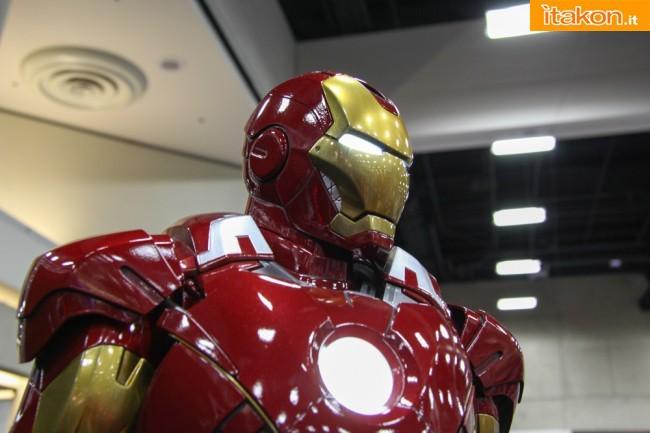 [Sideshow] Iron Man Mark VII - Legendary Scale figure - LANÇADO!!! SDCC2013-sideshow-Life-Size-e-Legendary-20-650x433