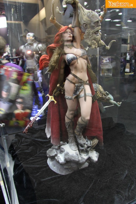 [Sideshow] Red Sonja - Victorious Premium Format - LANÇADA!!! SDCC2013-sideshow-premium-format-1-533x800