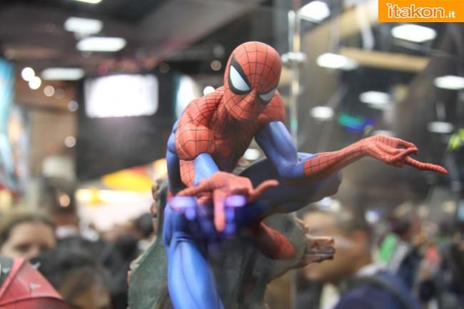 """[Sideshow] Spider-Man """"Classic"""" Comiquette - by Scott Campbell LANÇADO!!! - Página 2 SDCC2013-sideshow-premium-format-312-650x433"""