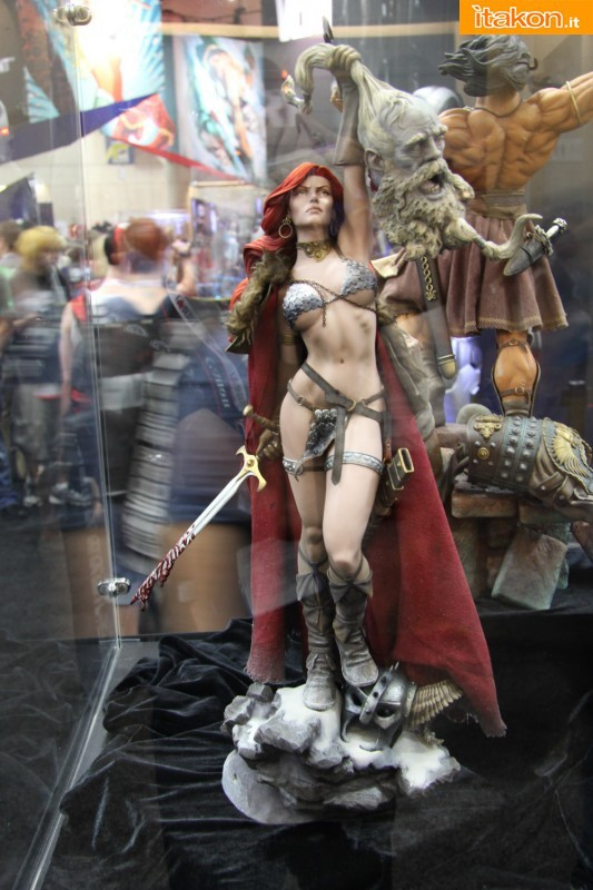 [Sideshow] Red Sonja - Victorious Premium Format - LANÇADA!!! SDCC2013-sideshow-premium-format-7-533x800