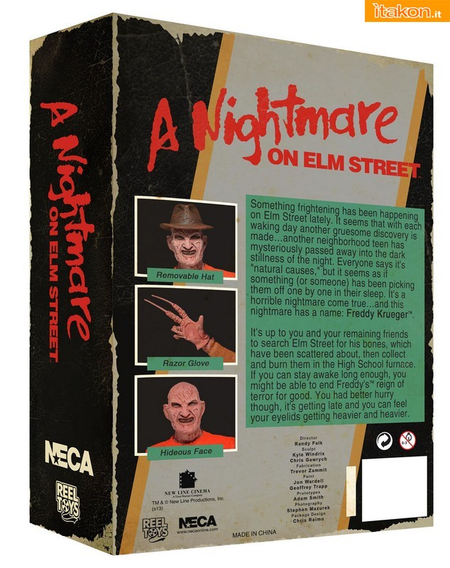 [NECA] A Nightmare On Elm Street: Freddy Krueger NES version  Freddy-Krueger-NES-Version-011