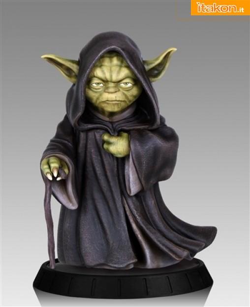 [Gentle Giant] Star Wars: Yoda Hoth Statue Yoda-Hoth-Statue-2