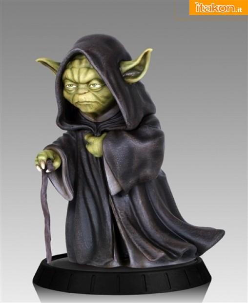 [Gentle Giant] Star Wars: Yoda Hoth Statue Yoda-Hoth-Statue-3