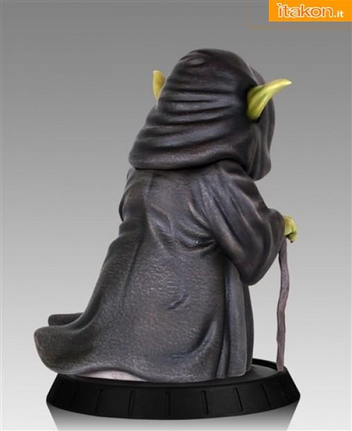 [Gentle Giant] Star Wars: Yoda Hoth Statue Yoda-Hoth-Statue-6