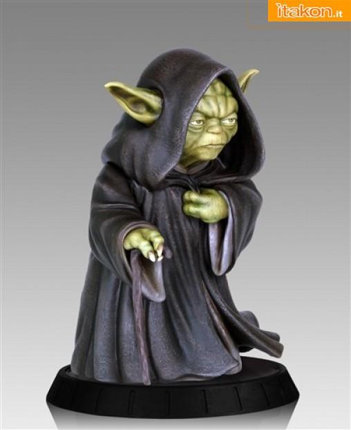 [Gentle Giant] Star Wars: Yoda Hoth Statue Yoda-Hoth-Statue-7