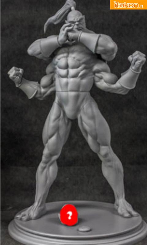 [Pop Culture Shock] Mortal Kombat Goro 1:4 Statue - Página 2 V1