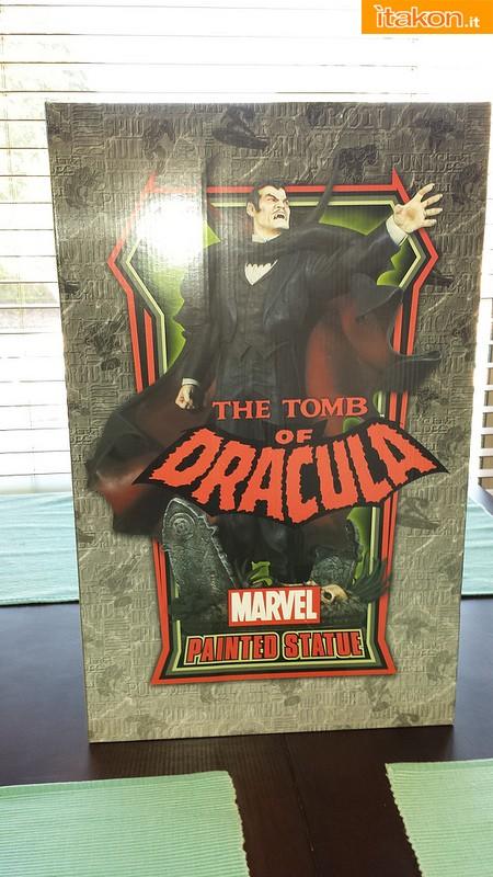 [Bowen] Marvel Dracula Statue - Página 2 Dracula-Statue-di-Bowen-Designs-Prime-Foto-Live-1