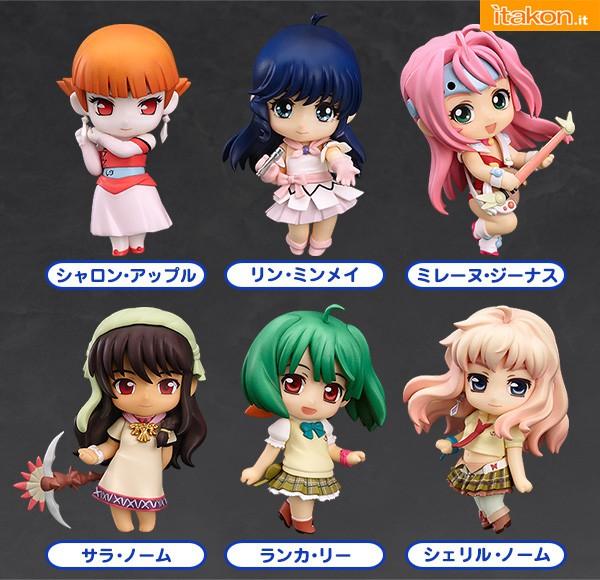 [Calendário de Lançamentos][Tópico Oficial] Figuras Japonesas - Janeiro 2013 - Página 2 16-gsc-Nendoroid-Petit-Macross-Heroines