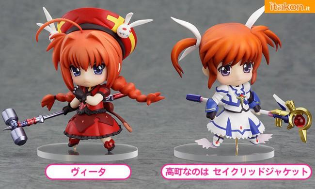 [Calendário de Lançamentos][Tópico Oficial] Figuras Japonesas - Janeiro 2013 25-Nendoroid-Petit-Nanoha-Takamachi-Sacred-Jacket-Vita-gsc-650x390