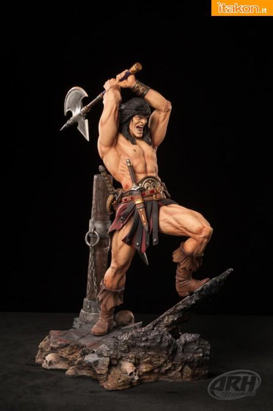 [ARH Studios] Conan Sacrifice - 1/4 scale Diorama - Página 2 Conan-The-Sacrifice-1
