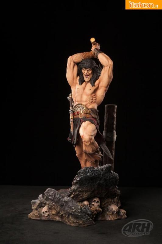[ARH Studios] Conan Sacrifice - 1/4 scale Diorama - Página 2 Conan-The-Sacrifice-3