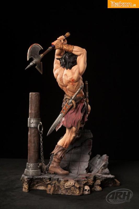 [ARH Studios] Conan Sacrifice - 1/4 scale Diorama - Página 2 Conan-The-Sacrifice-4