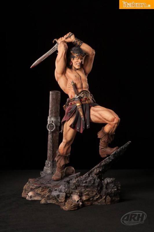 [ARH Studios] Conan Sacrifice - 1/4 scale Diorama - Página 2 Conan-The-Sacrifice-5