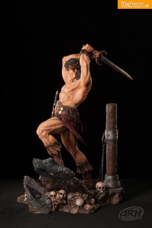 [ARH Studios] Conan Sacrifice - 1/4 scale Diorama - Página 2 D0-1