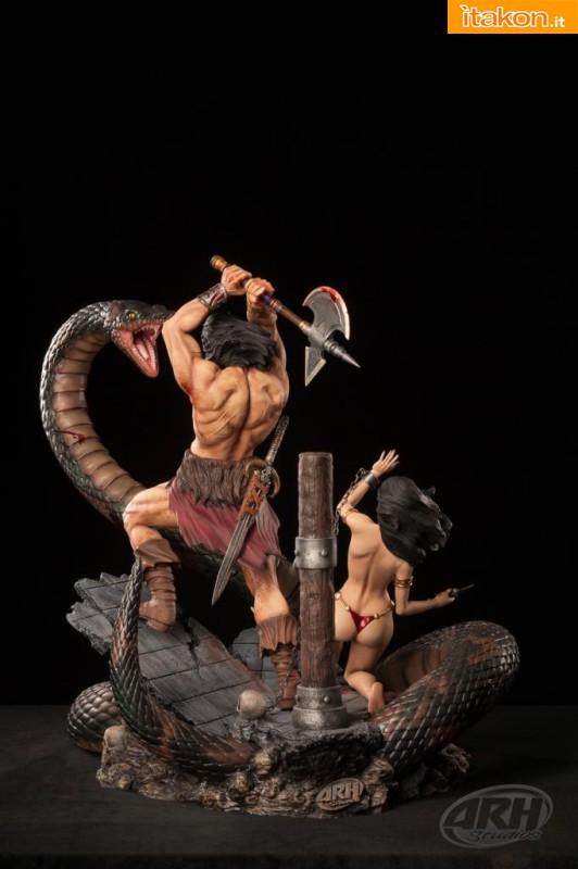 [ARH Studios] Conan Sacrifice - 1/4 scale Diorama - Página 2 D111