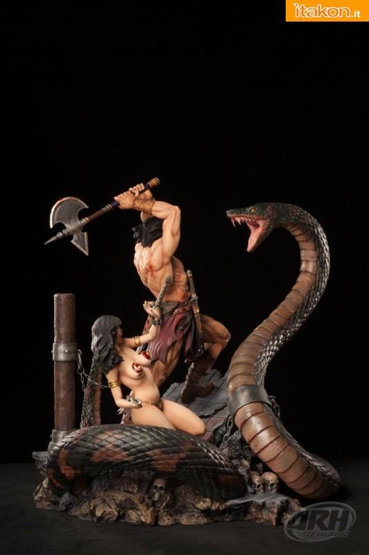 [ARH Studios] Conan Sacrifice - 1/4 scale Diorama - Página 2 D121
