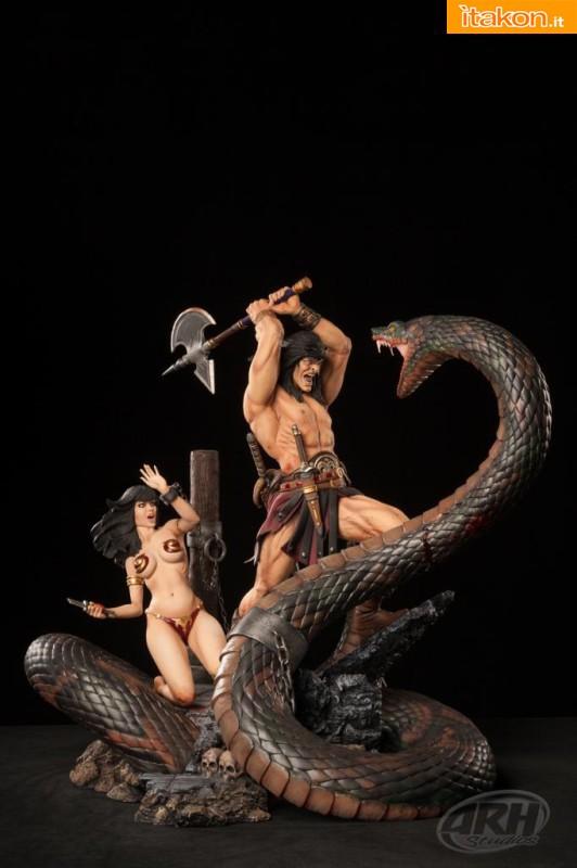 [ARH Studios] Conan Sacrifice - 1/4 scale Diorama - Página 2 D131